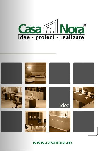 Catalog Corporate Casa Nora 2012